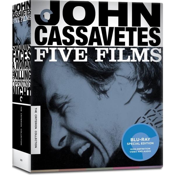John Cassavetes Five Films Box Set - Criterion Collection (Blu-ray Disc) 11467536