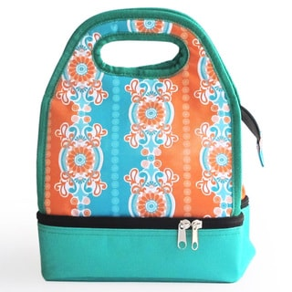 Luminiere Multi-color Lunch Bag