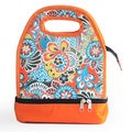 Lucky Jade Paisley Lunch Bag