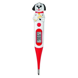 PediaPets Talking Dog 20-Second Digital Thermometer