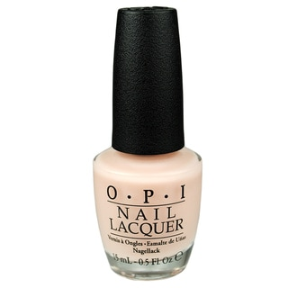 OPI Barre My Soul Pale Pink Nail Lacquer