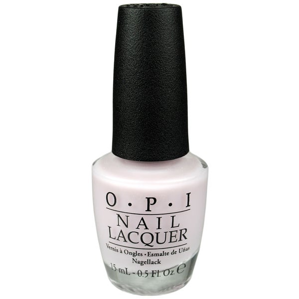 OPI Care To Danse Pale Lilac Nail Lacquer