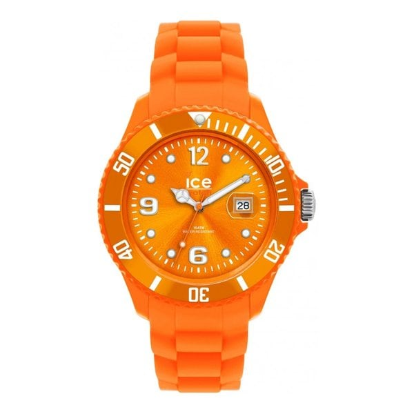 Ice Watch Men's 'Sili Summer' Orange Watch