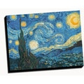 'Starry Night' Van Gogh Canvas Wall Art