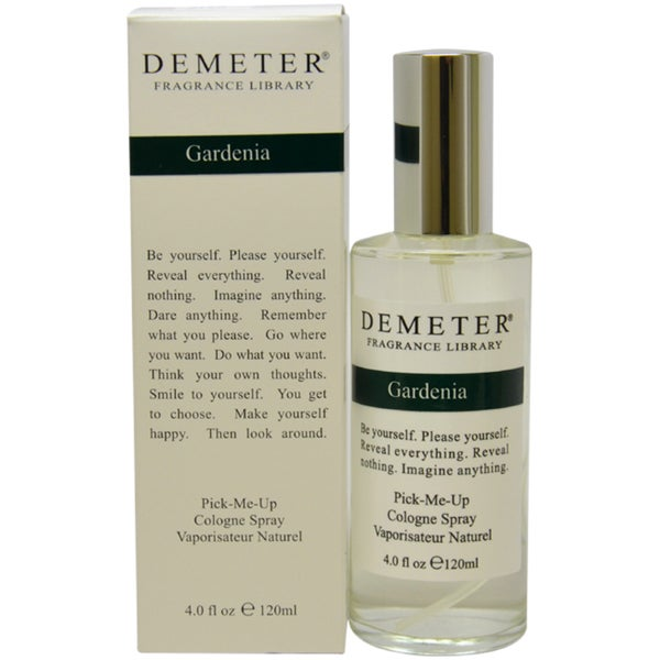 Demeter Gardenia Women's 4-ounce Cologne Spray 11471650