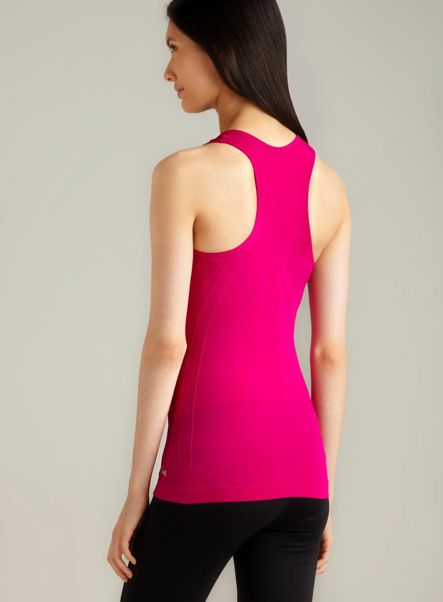 Spalding Berry Boom Cool Mesh Racerback Performance Tank