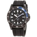 Bulova Men's 'Marine Star' Black Dial Watch