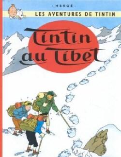 Tintin Au Tibet (Hardcover)