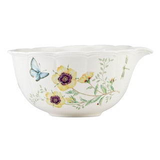 Lenox Butterfly Meadow 2-Piece Nesting Bowl Set