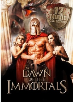 Dawn of the Immortals: 12 Movie Collection (DVD)