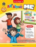 All About Me: Prek-k (Paperback)