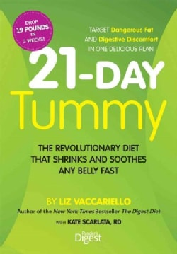 21-Day Tummy: The Revolutionary Diet That Soothes and Shrinks Any Belly Fast (Hardcover)