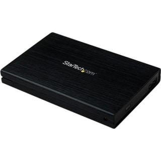 StarTech.com 2.5in Aluminum USB 3.0 External SATA III SSD Hard Drive