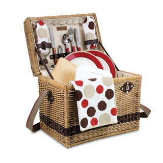 Yellowstone Picnic Basket Set