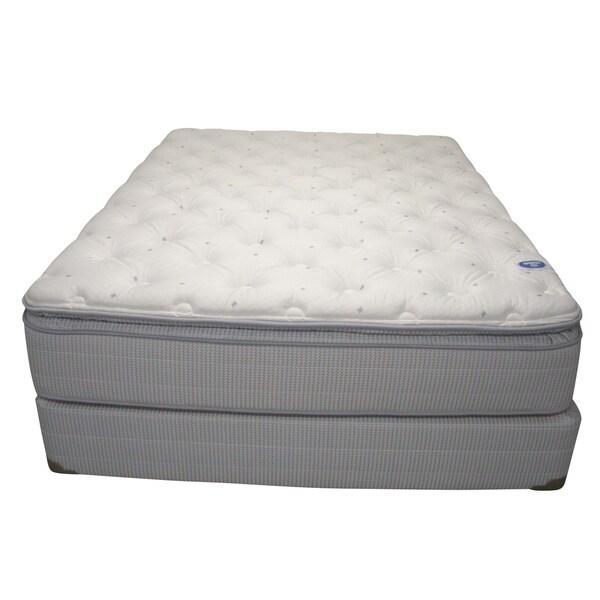 Spring Air Value Addison Pillowtop Queen-size Mattress Set