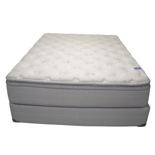 Spring Air Value Addison Pillowtop Twin-Size Mattress Set