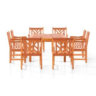 Melborne 9-piece Outdoor Dining Set