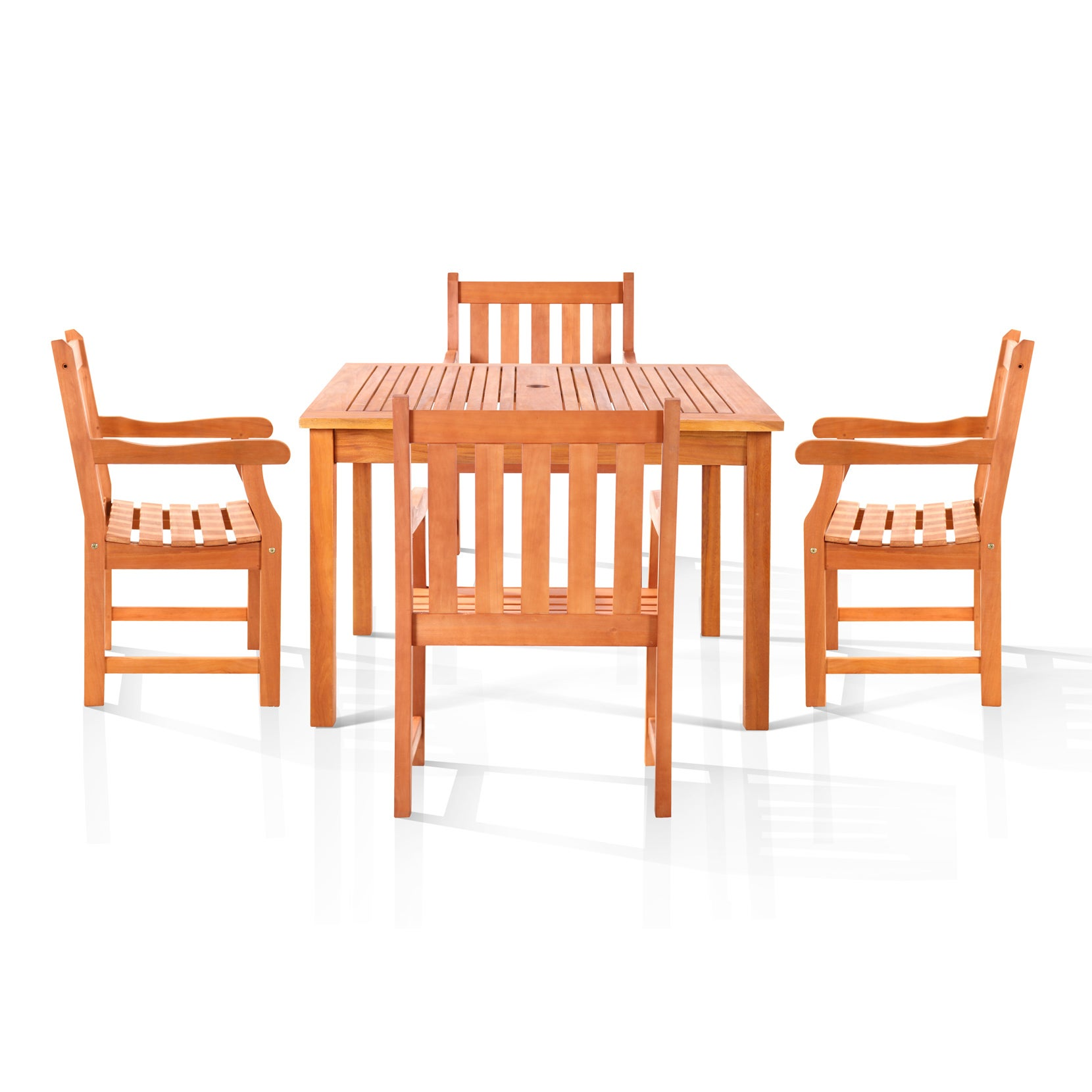 Vifah Monique 5-piece Outdoor Dining Set at Sears.com