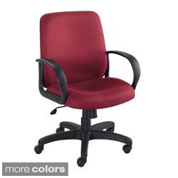 Safco 'Poise' Executive Mid-back Office Chair