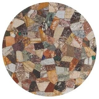 Mosaic Cork Trivet
