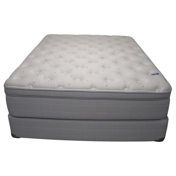Spring air value addison euro top twin xl size mattress set 15542749 shopping Best deal on twin mattress