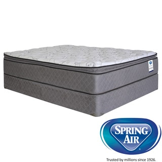 Spring Air Premium Bardwell Pillow Top King-size Mattress Set