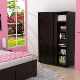 Inval Sliding Door Armoire