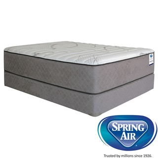 Spring Air Premium Parksdale Firm Twin XL-Size Mattress Set