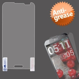 BasAcc Clear LCD Screen Protector for LG E980 Optimus G Pro