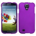 BasAcc Grape Rubberized Case for Samsung Galaxy S4 i9500