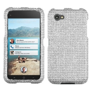 BasAcc Silver Diamante Case for HTC First