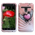 BasAcc Crowned Heart Phone Case for LG VS910 Revolution Esteem
