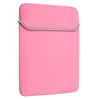 BasAcc Pink Laptop Sleeve for Apple MacBook Pro 13-inches
