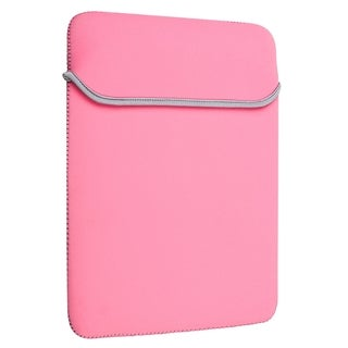 BasAcc Pink Laptop Sleeve for Apple� MacBook Pro 13-inches