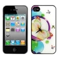 BasAcc Colorful Butterfly Dream Case for Apple iPhone 4S/ 4