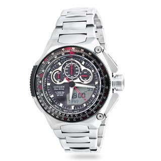 Citizen Men's 'Promaster SST' Eco-Drive Chronograph Watch