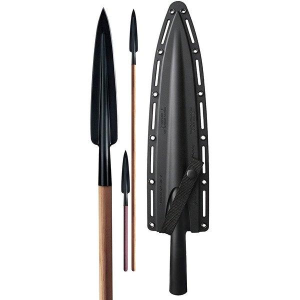 Assegai Long Shaft Spear with Sheath