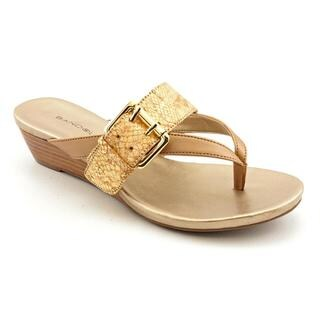 Bandolino Women's 'Buckley' Basic Textile Sandals