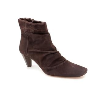Renzo Fontanelli Women's 'Gillet' Regular Suede Boots - Narrow