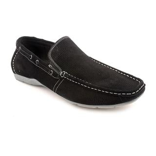 Steve Madden Men's 'Labelled' Regular Suede Casual Shoes
