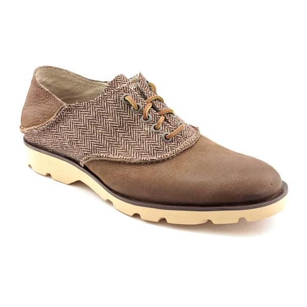 Sperry Top Sider Men's 'Boat Ox Saddle' Leather Casual Shoes