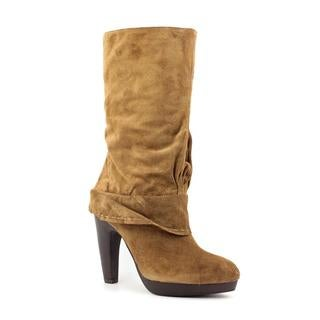 Biviel Women's 'BV2776' Brown Nubuck Boots
