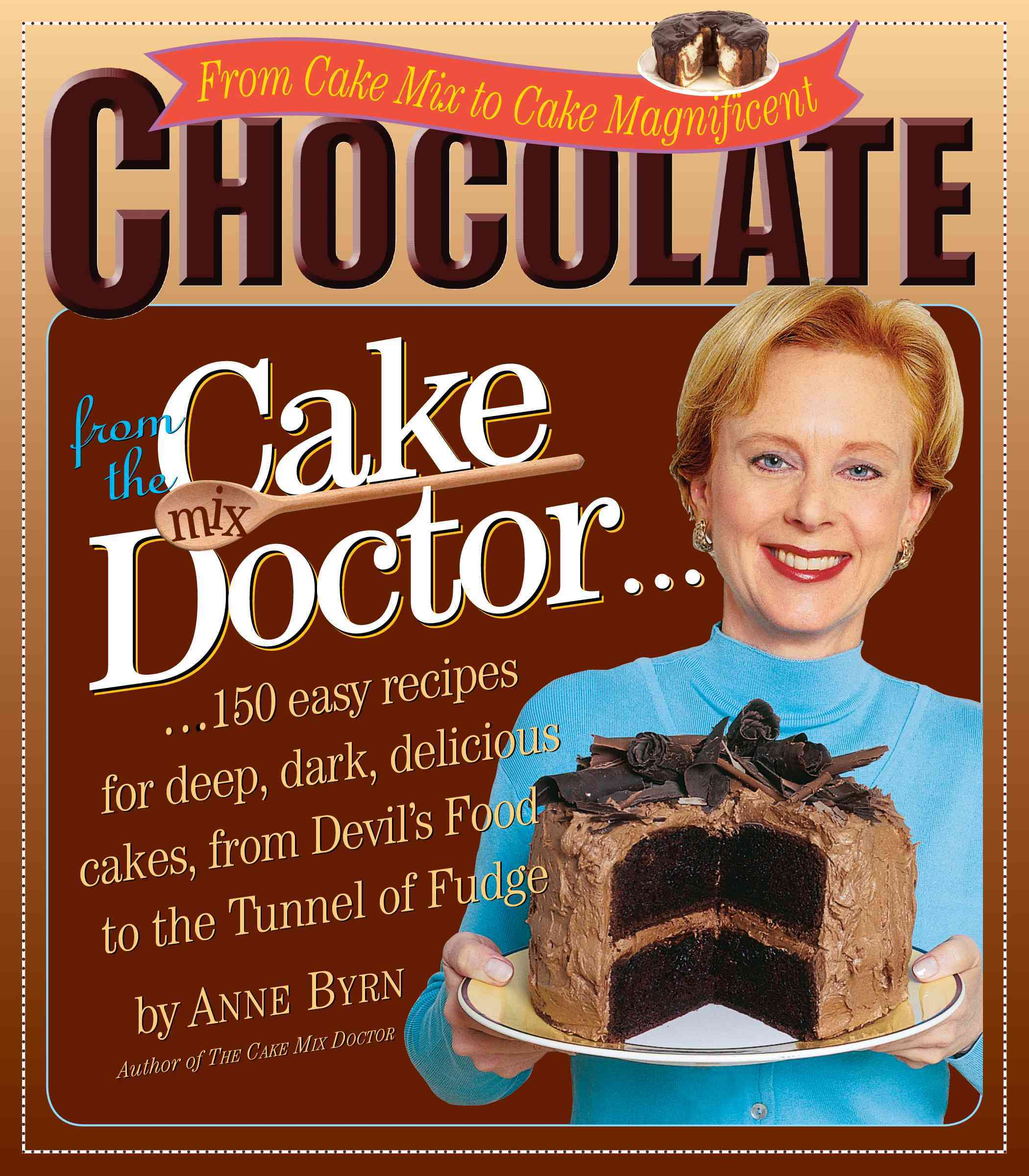 Chocolate From the Cake Mix Doctor (Paperback)