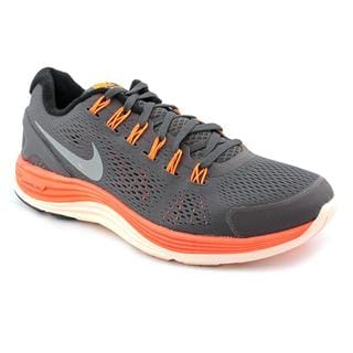 Nike Men's 'LunarGlide + 4' Mesh Athletic Shoe