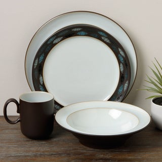 Denby 'Sienna Eclipse' 16-piece Dinnerware Set