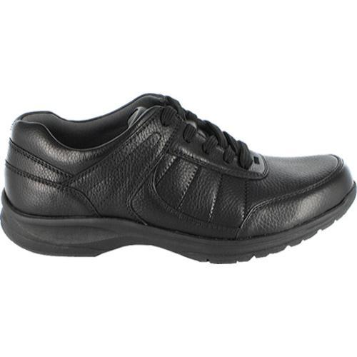 Men's Nunn Bush Everest Black Tumbled Leather