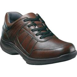 Men's Nunn Bush Everest Brown Tumbled Leather