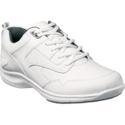 Men's Nunn Bush Prosper White Smooth Leather