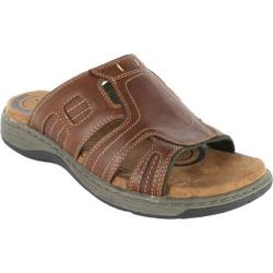 Men's Nunn Bush Reynald Cognac Smooth Canvas