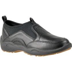 Men's Propet Wash & Wear Pro Slip-On Black